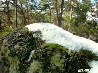 Picos Urbión-Laguna Negra Soria;valle del cer las presillas ruidera valle de pineta picos de urbion